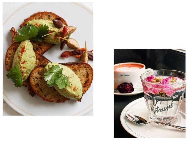 Вместо полдника: тост с авокадо по рецепту Café Kitsuné (фото 1)