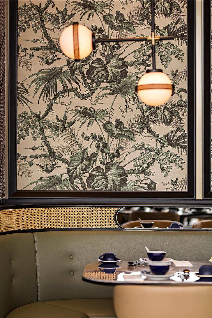 Ресторан в Гонконге в стиле киноленты Вонга Кар-Вая «Любовное настроение» (фото 2)