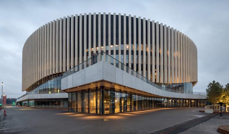 Арена в Копенгагене | галерея [1] фото [2]