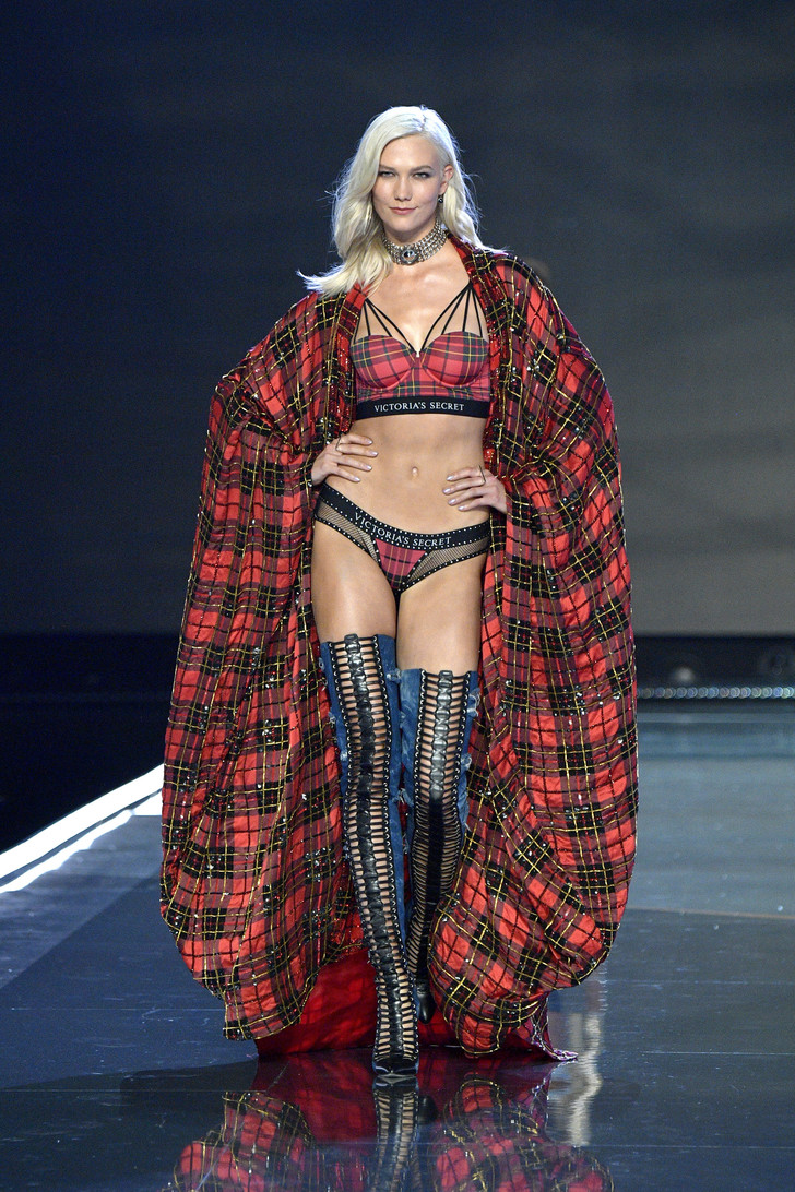 Триумфальное возвращение одного из легендарных «ангелов» Victoria's Secret