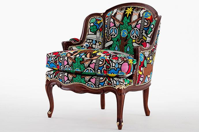 Кресло Old New Stock