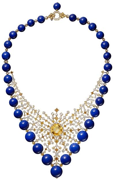 Микс минералов и бриллиантов в новой коллекции драгоценностей Cartier Magnitude (галерея 3, фото 0)