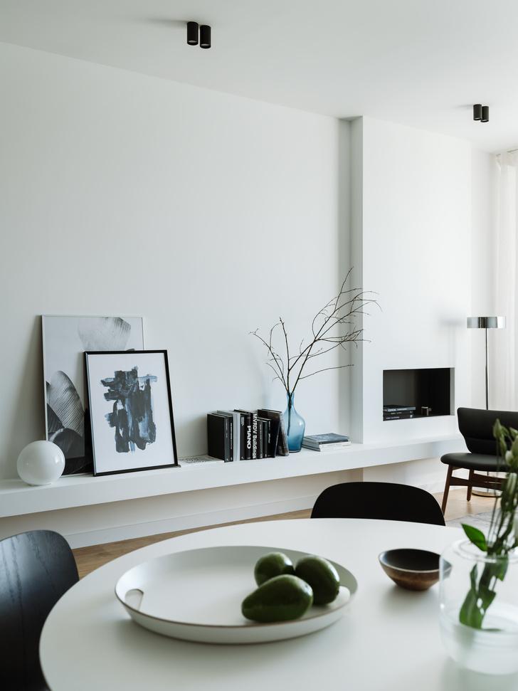 Романтический урбанизм: квартира 99,2 м² в Москве (фото 12)