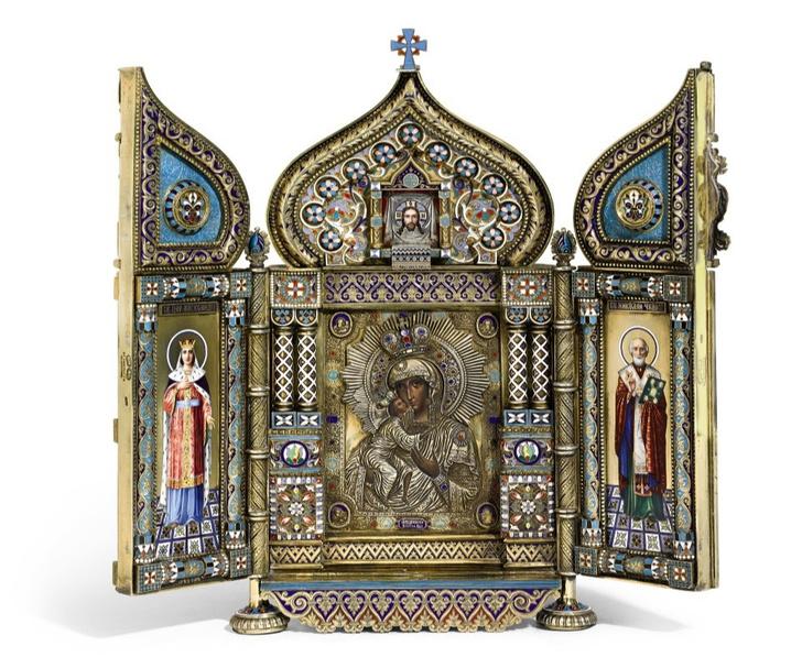Выставка великих русских художников от Sotheby's (фото 7)