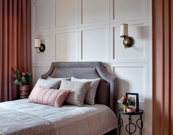Как оформить спальню: 15 универсальных советов (фото 32)