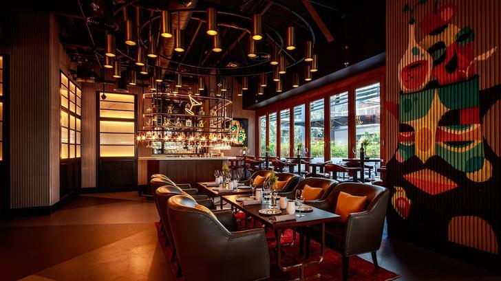Тапас бар Toro & Ko в Дубае (фото 8)