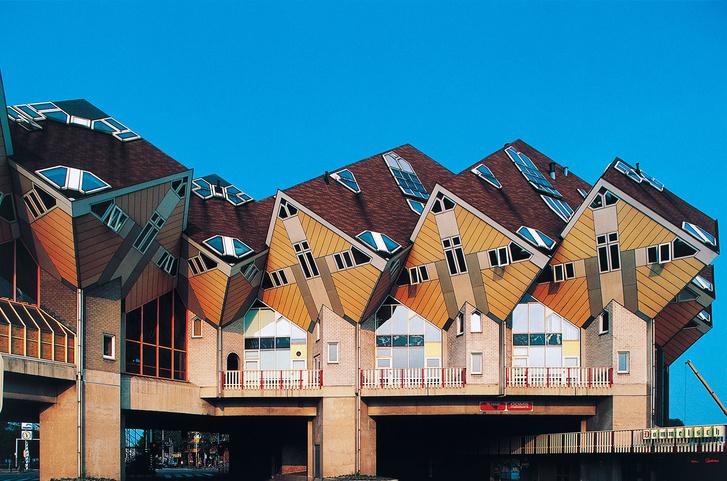 Архитектурный гид: Роттердам (фото 8)