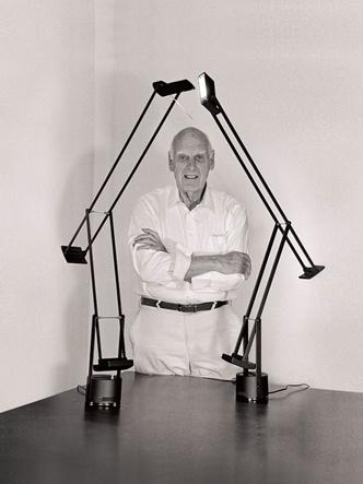 Культовый объект: светильник Tizio Ричарда Саппера (фото 1)
