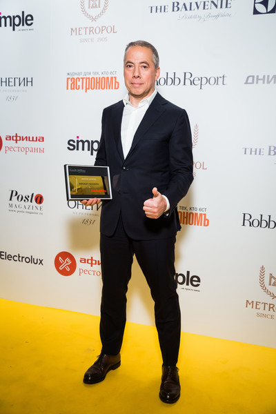 Знаменитый ресторанный гид Gault & Millau выбрал лучшие заведения Москвы (галерея 4, фото 1)