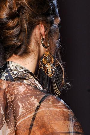 Показ Jean Paul Gaultier коллекции сезона Весна-лето 2012 года Haute couture - www.elle.ru - Подиум - фото 333300