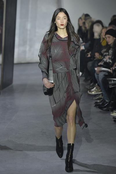 Лучшие показы Недели моды в Нью-Йорке: 16 февраля | галерея [3] фото [2]