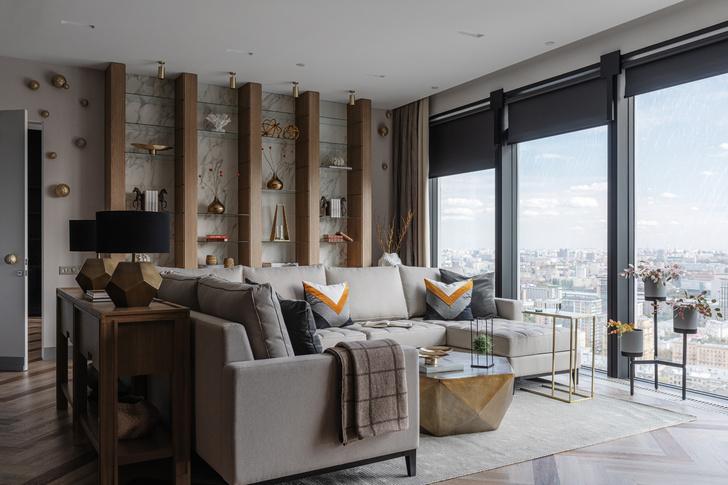 Апартаменты 97 м² в Москва-Сити (фото 0)