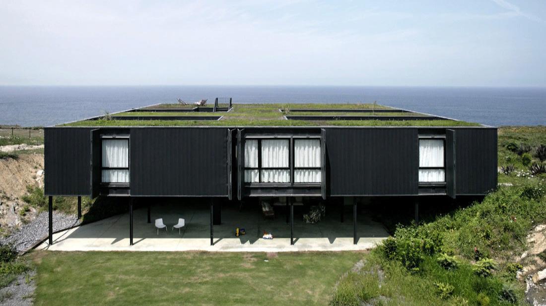 Пятый фасад: зеленые крыши (галерея 33, фото 2)