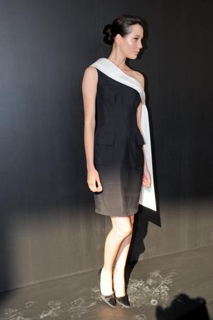 Показы мод Pamella Roland Весна-лето 2013 | Подиум на ELLE - Подиум - фото 1314