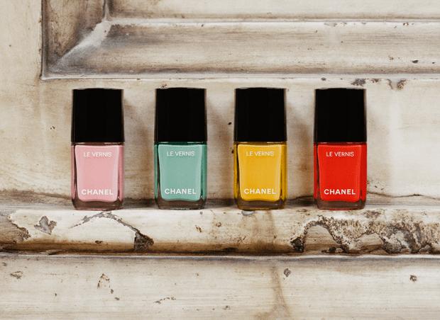 Chanel представили весенне-летнюю коллекцию макияжа Neapolis: New City (фото 13)