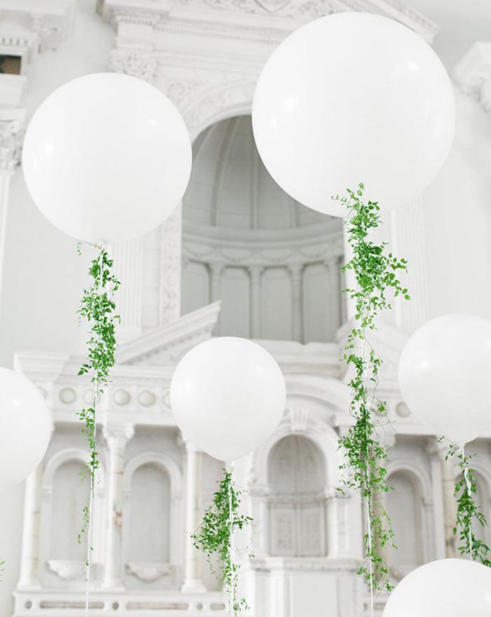 Зелень в декоре свадьбы: 7 вдохновляющих идей (фото 4)
