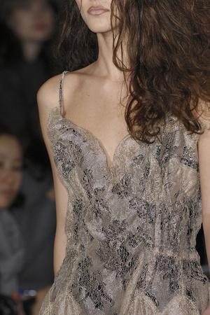 Показ Vivienne Westwood коллекции сезона Осень-зима 2009-2010 года prêt-à-porter - www.elle.ru - Подиум - фото 100204