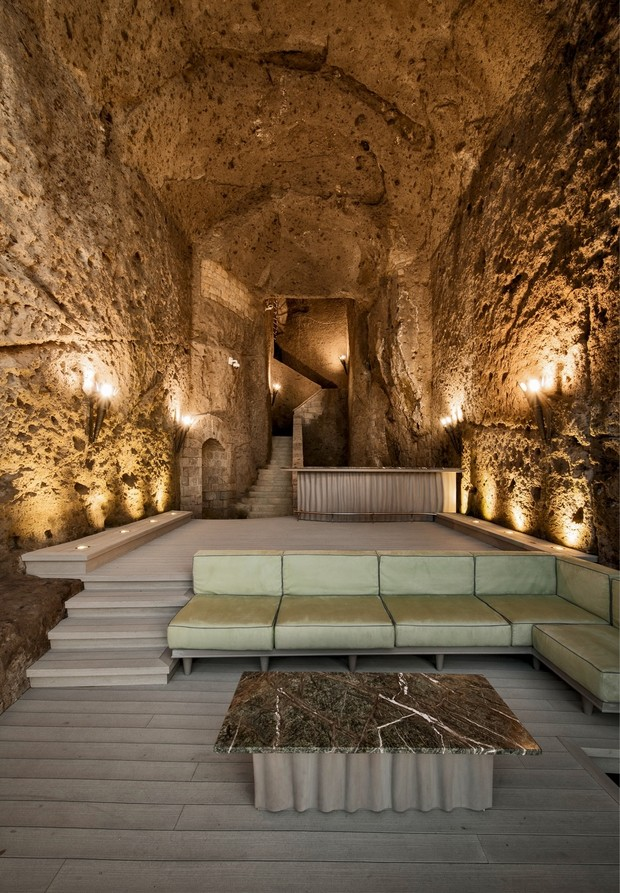 Вилла в Сорренто в античном стиле (фото 18)