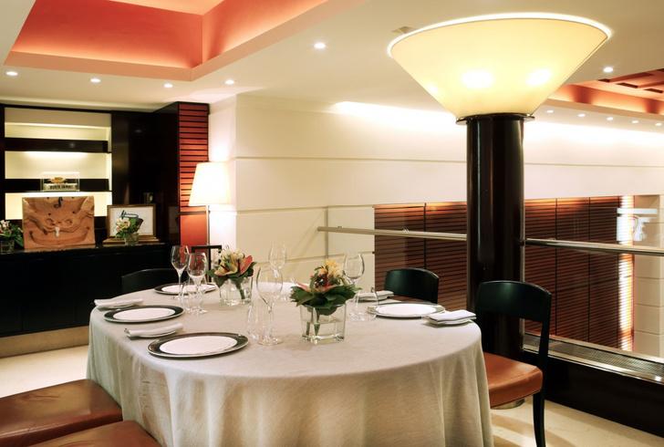 Ресторан Ristorante Cracco Michelin