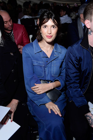 Гости на показе Dior Haute Couture в Музее Родена (фото 20)