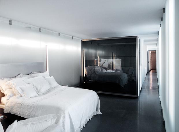 Тайная комната: лучшие спальни в звездных домах (фото 36)