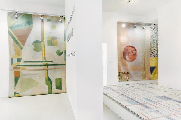 Презентация коллекции ковров Angelina Askeri x Tapis Rouge (фото 4)