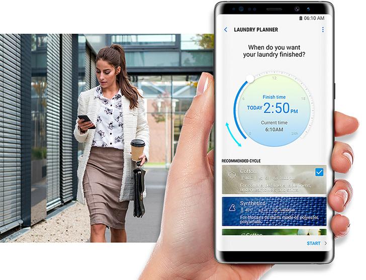 Кто быстрее? Новая серия машин Samsung стирает вещи за 39 минут (фото 7)