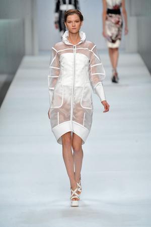 Показы мод Celine Весна-лето 2009 | Подиум на ELLE - Подиум - фото 3316