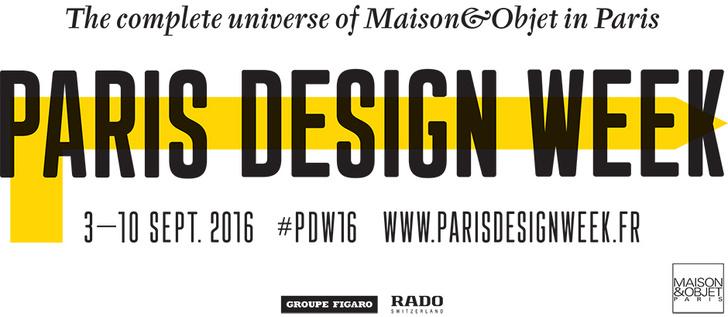 Paris Design Week 2016.