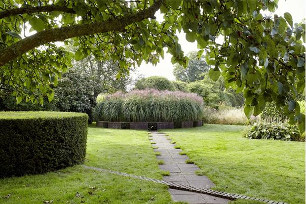 Сад ландшафтного дизайнера Пита Удольфа (фото 7)