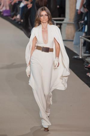 Показ Stephane Rolland коллекции сезона Осень-зима 2012-2013 года Haute couture - www.elle.ru - Подиум - фото 404089
