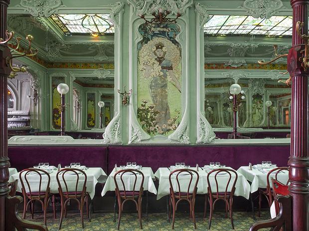Топ-15 модных ресторанов Парижа (фото 9)