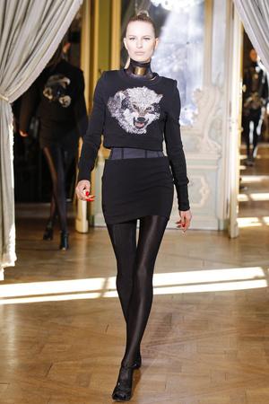 Показы мод Emanuel Ungaro Осень-зима 2011-2012 | Подиум на ELLE - Подиум - фото 2131