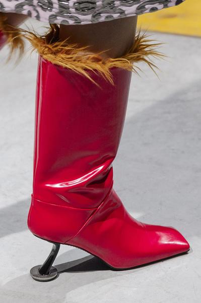 Какая обувь в моде осенью 2017 | галерея [2] фото [8]