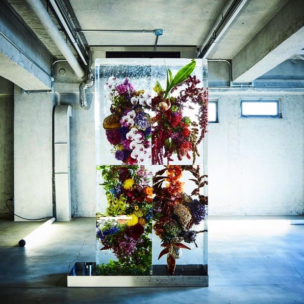 Инстаграм недели: цветы как арт-объект (фото 1)