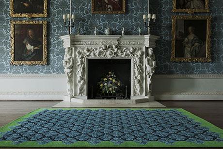 ковры от Jonathan Saunders для The Rug Company