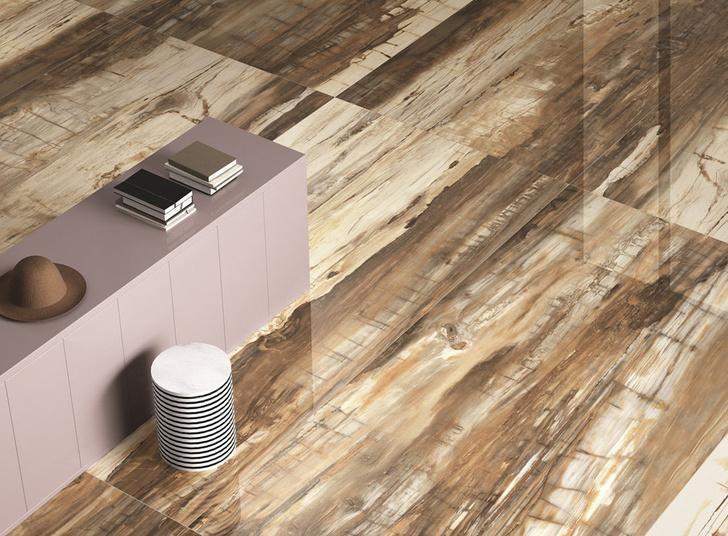 Новинки выставки CERSAIE 2017: стильная керамика, сантехника и мебель для ванной фото [12]