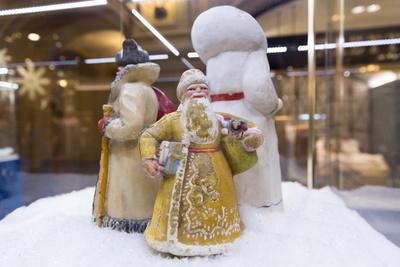 Сказочные декорации новогоднего ГУМа (галерея 6, фото 0)