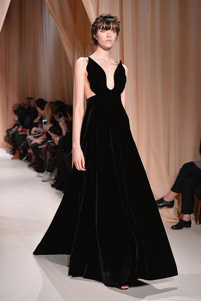 Показ Valentino Haute Couture   галерея [1] фото [36]