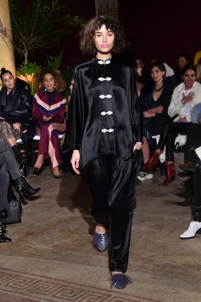 В Нью-Йорке прошел показ Juicy Couture (галерея 1, фото 1)