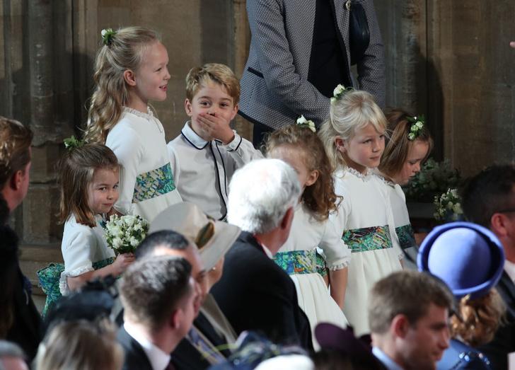12 необычных правил, которым должны следовать королевские дети (фото 14)