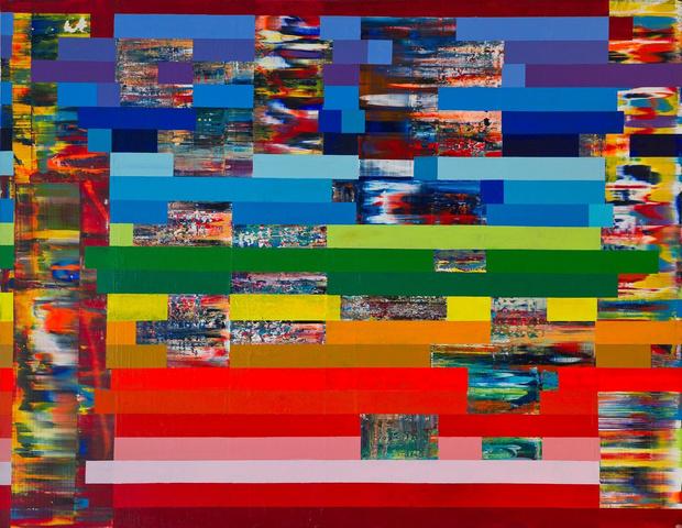 Какого художника называют «королем абстракции» во Франции? (фото 5)