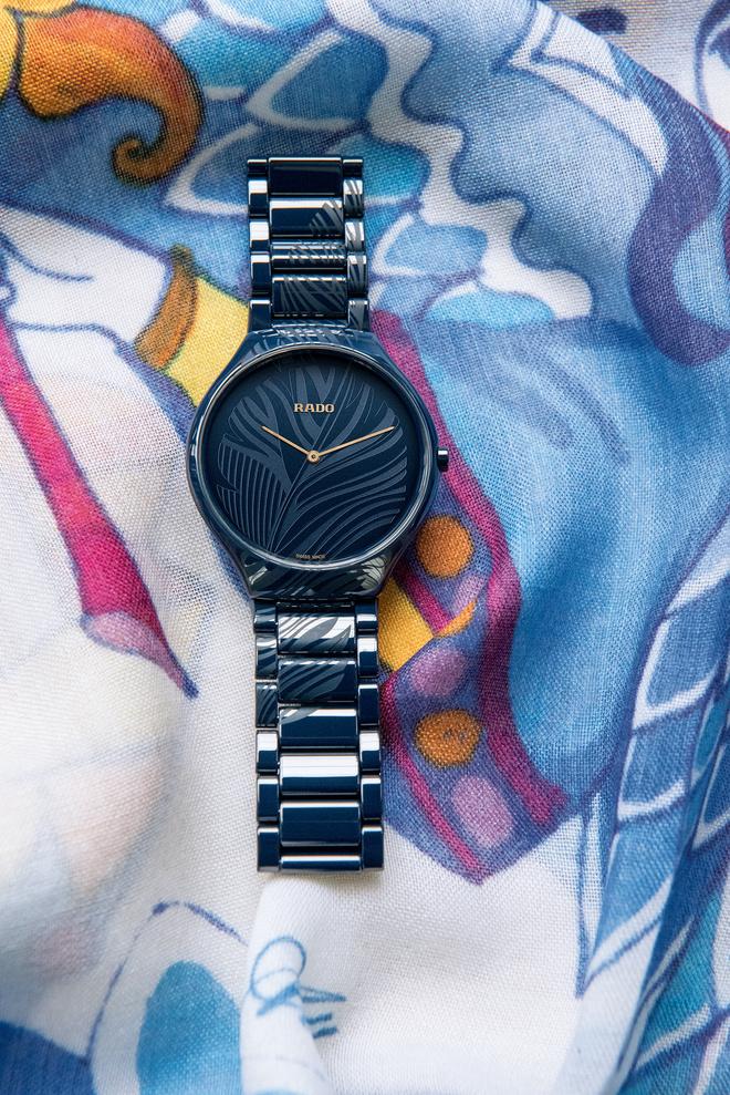 Rado создали часы по эскизам художницы Евгении Миро (фото 1.1)