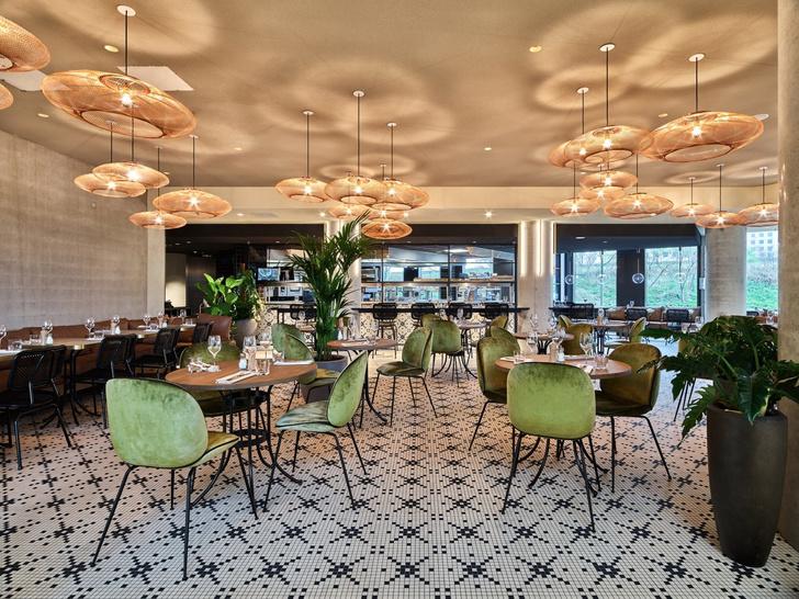 Необычный отель QO в Амстердаме (фото 4)