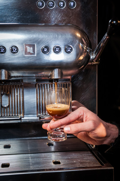 Звездные гости гастрономического ужина Nespresso Atelier | галерея [1] фото [1]