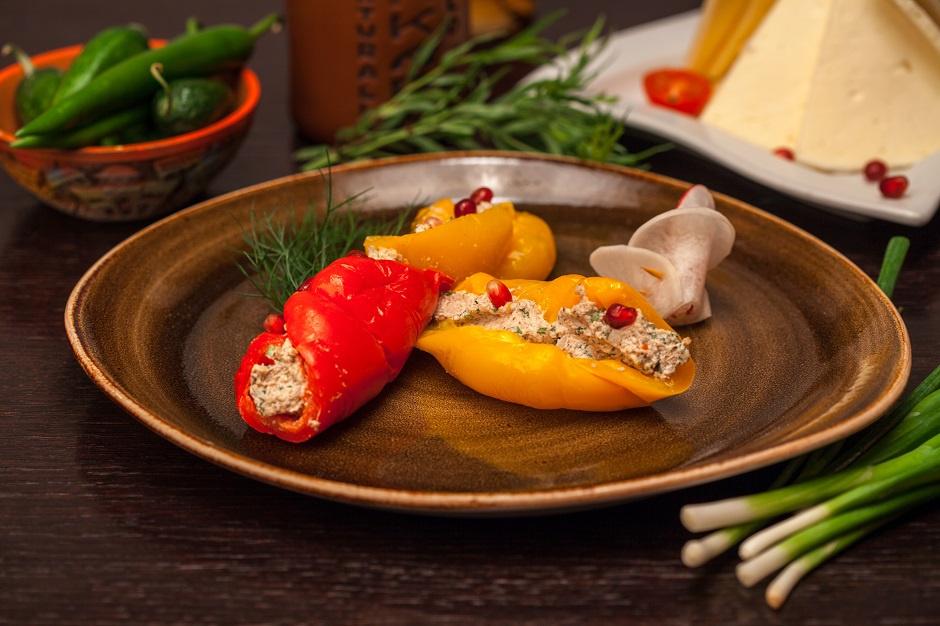 рецепт закуски из филе сёмги ресторана метрополь