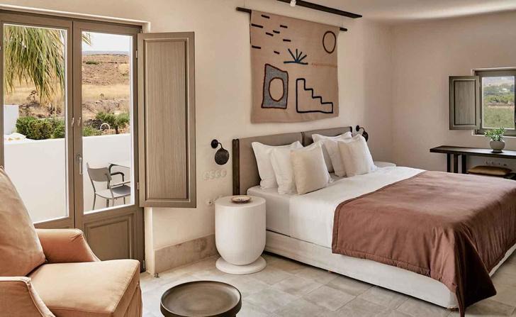 Parilio: новый дизайнерский отель на острове Парос (фото 5)