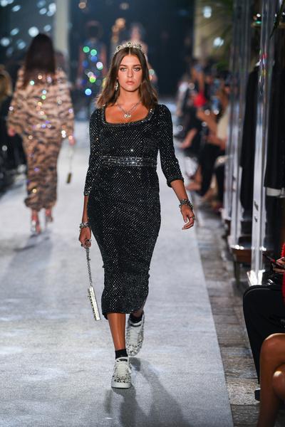 Во всем блеске: cекретное шоу Dolce & Gabbana в Милане (галерея 1, фото 20)