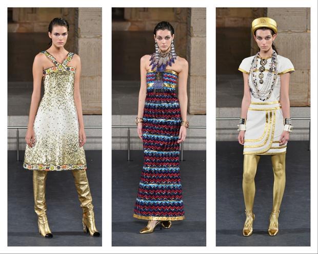 Тайные египетские символы в новой коллекции Chanel (фото 5)