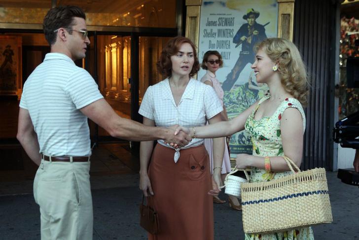 Кейт Уинслет и Джастин Тимберлейк в трейлере нового фильма Вуди Аллена фото [1]
